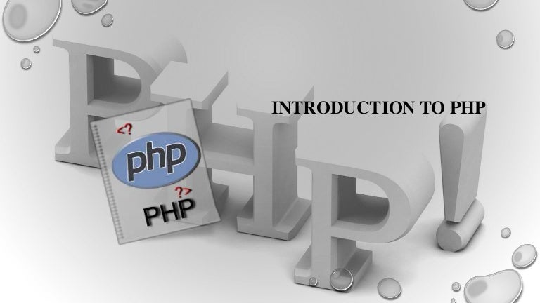 object oriented programming concepts in php with examples pdf