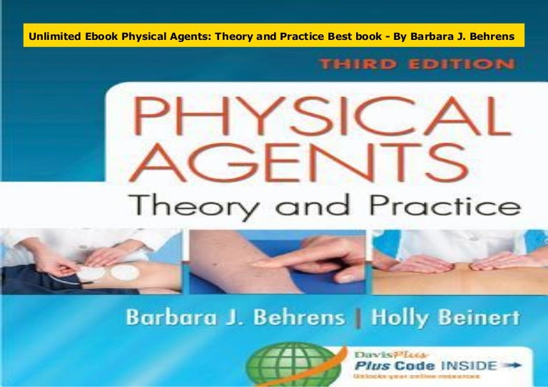 Theory And Practice 3rd Edition Physical Agents