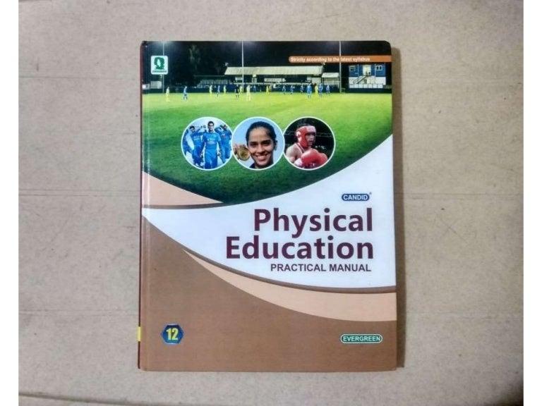 Saraswati Publication Physical Education Book For Class 12 Pdf