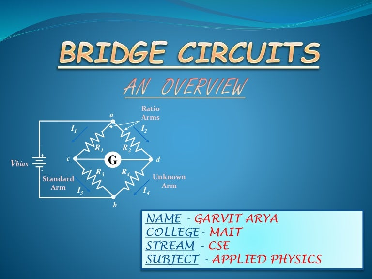 Physics bridge