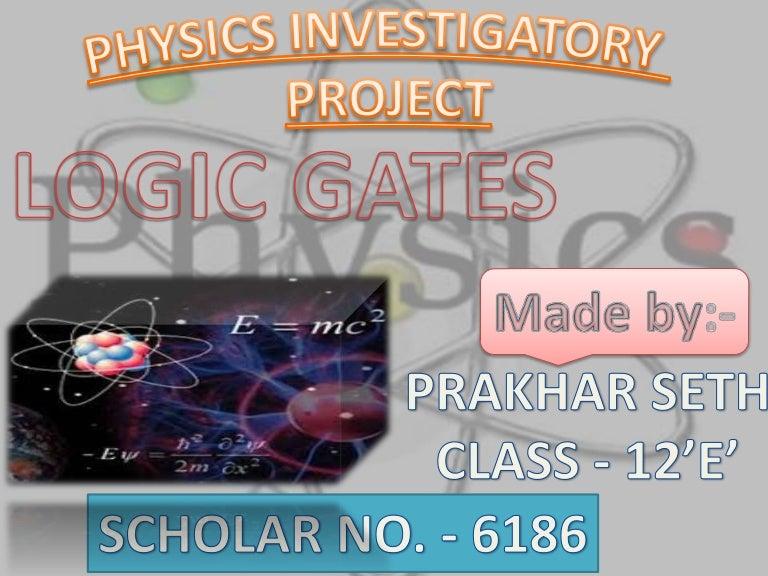 useful investigatory projects physics | raprasegua tk