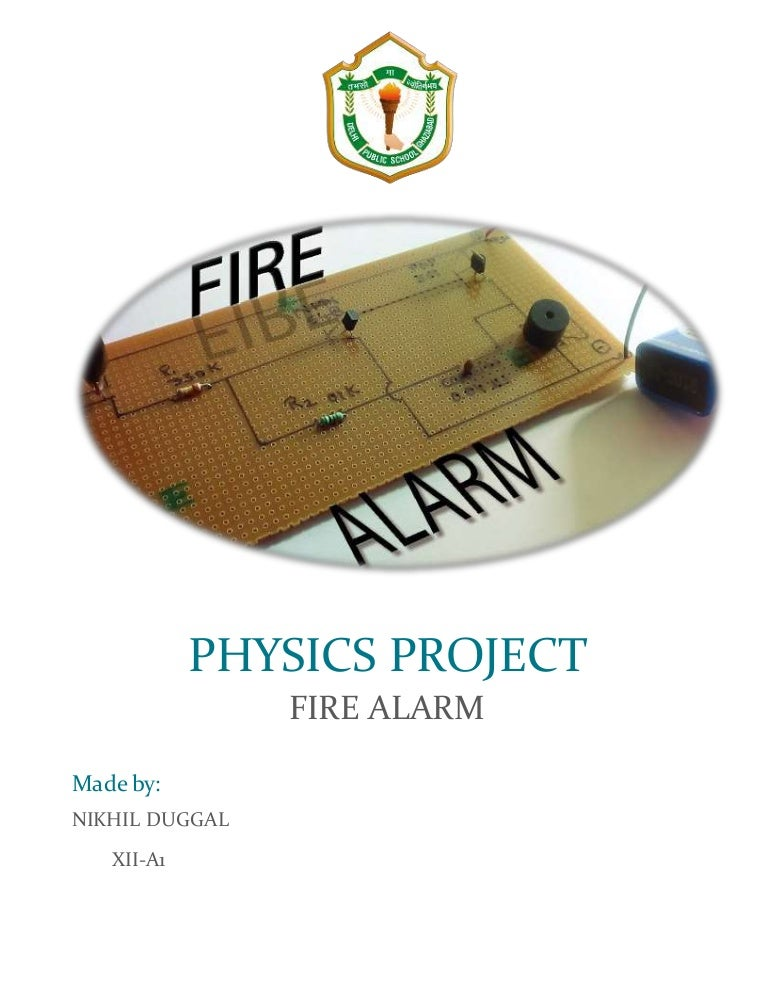 All About Physics Project Report Cbse Physics Projects Topics