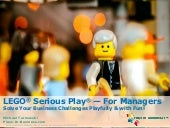 LEGO® Serious Play® — For Managers