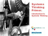 Systems Thinking Primer