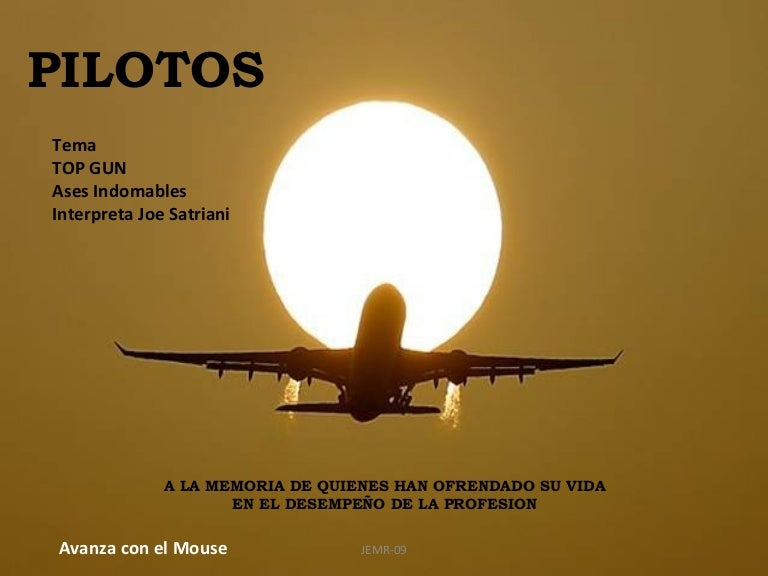 Pilotos Deje Mi Corazón En El Aire