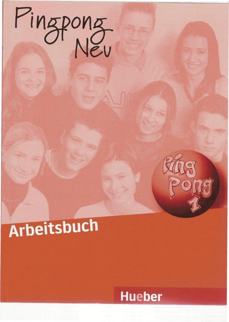 Pingpong neu. Arbeitsbuch. Per le Scuole elementari. 1 ...