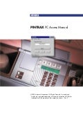 Artromick Pintrax Pc Program for Hospital Computing Solutions