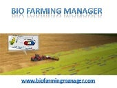 Pioneers BiO Farming Manager