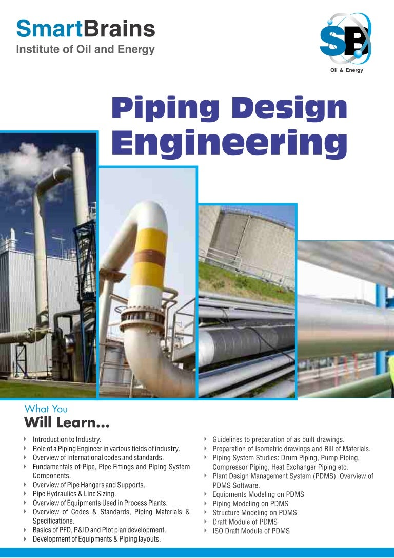 Smartbrains In Noida Piping Layout Books