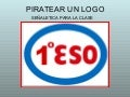 Piratear Un Logo