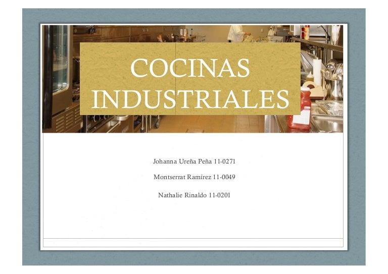 Cocinas industriales recubrimiento para pisos plaf n y for Como distribuir una cocina industrial