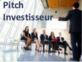 Pitch investisseur