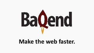 Speed Kit: Getting Websites out of the Web Performance Stone Age