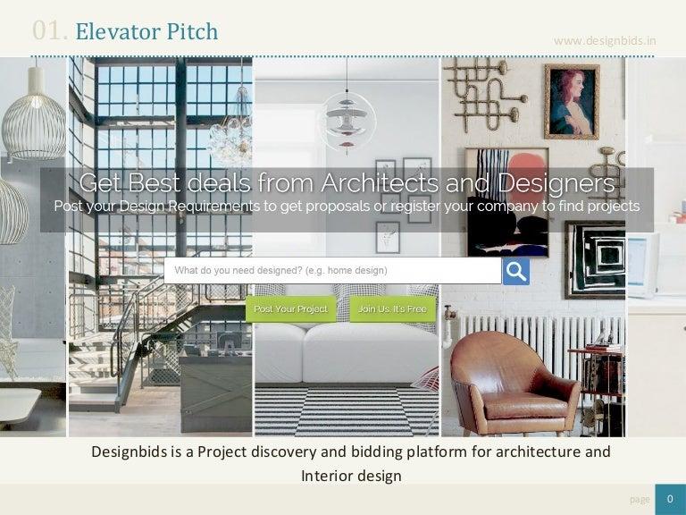 Pitch Deck DesignBidin