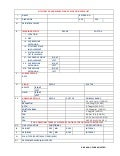 PITUITARY SRS PLAN EVALUATION SHEET