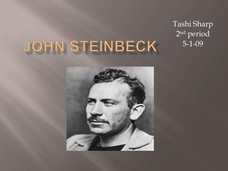 john steinbeck dissertations University of vermont scholarworks @ uvm graduate college dissertations and theses dissertations and theses 6-24-2008 john steinbeck as a radical novelist.