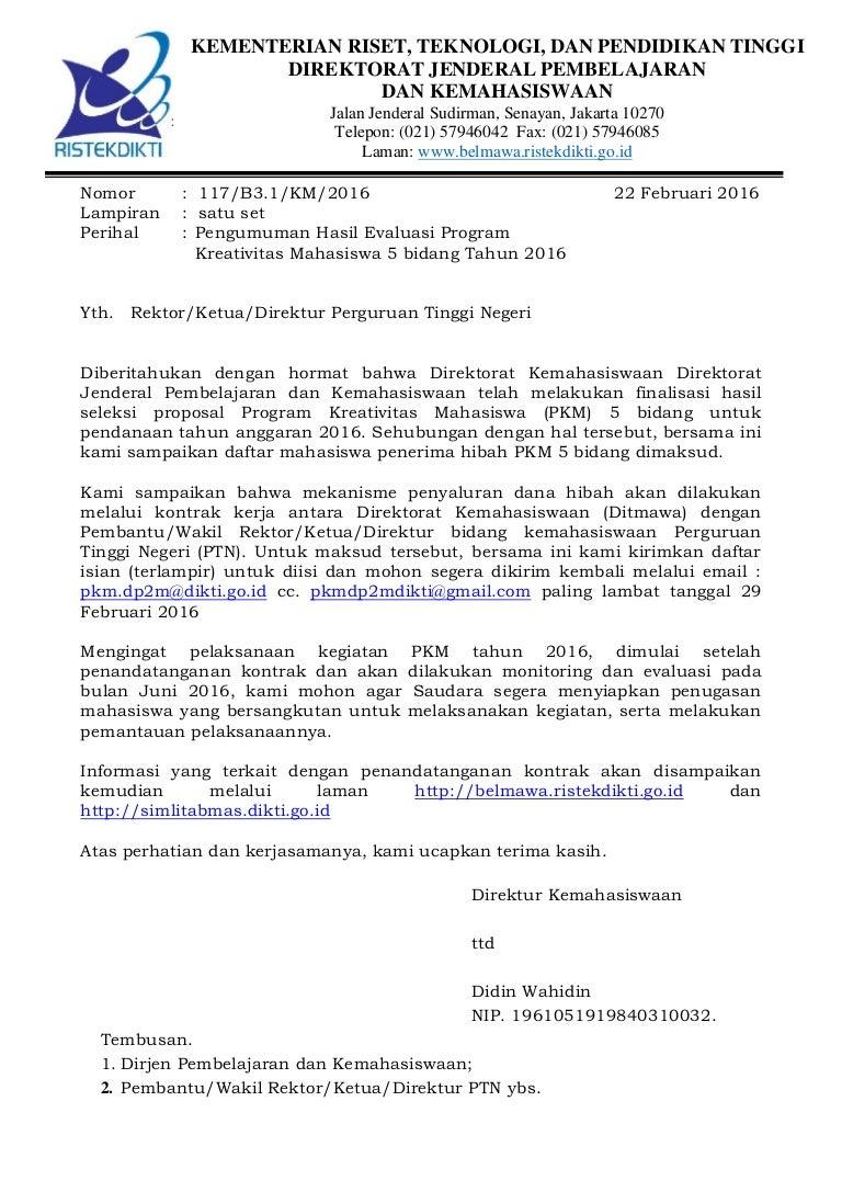 285 Proposal Pkm 5 Bidang Mahasiswa Ugm Yang Didanai 2015 2016