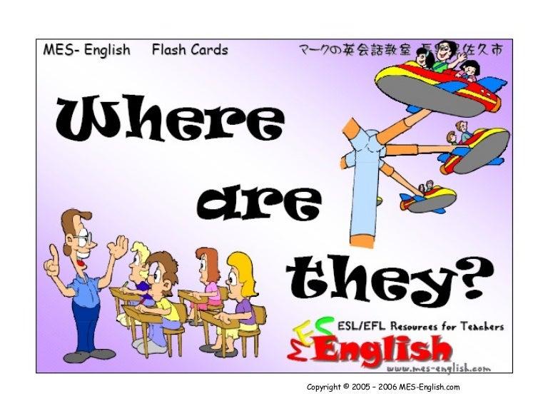 places english slideshare
