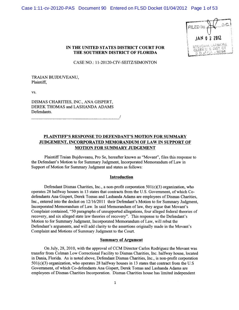 summary judgment motion template motion template motion templates