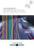 Plan estrategico de seguridad vial y movilidad sostenible en Euskadi
