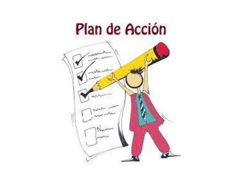 PLAN DE ACCION - PLAN ESTRATEGICO