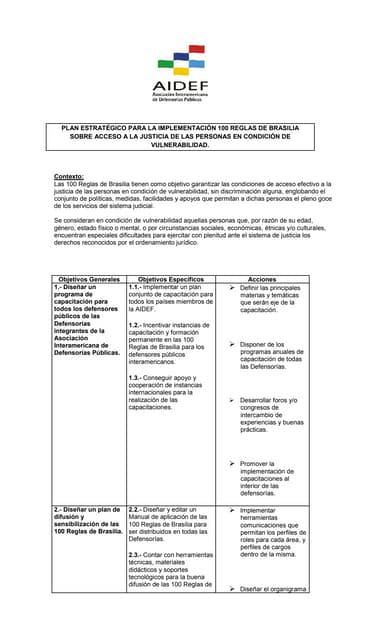 Plan estrat gico_100_reglas_de_brasilia-aidef