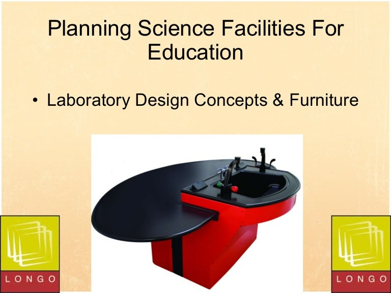 Planning Science Facilities For Education (Lab Design Concepts)