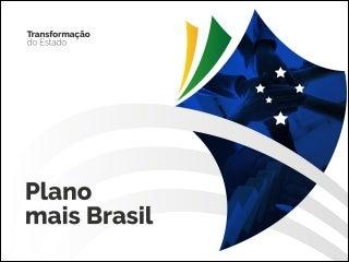 BLOG CLEUBER CARLOS: Veja a Íntegra do Plano Mais Brasil - A Transformação do Estado http://bit.ly/33ryi4Y