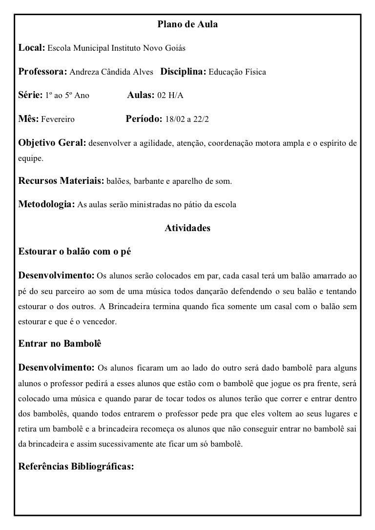 Atividades educaçao infantil 2o periodo