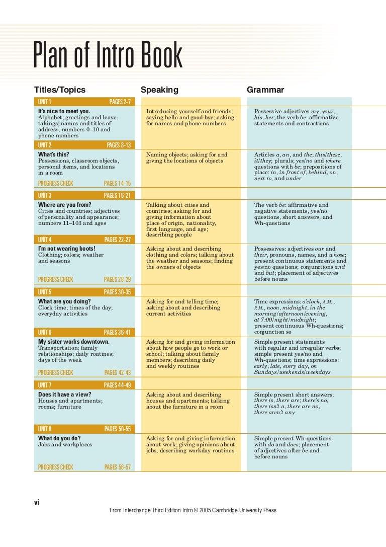 Workbooks interchange fourth edition online workbook : planofintrobookdr-shadiayousefbanjar-100119051534-phpapp02-thumbnail-4.jpg?cb=1263878138