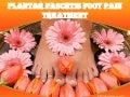 Plantar fasciitis foot pain treatment