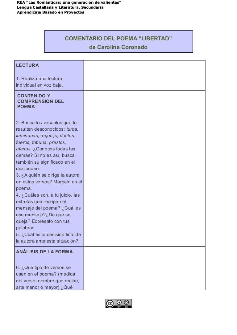 Atractivo Plantillas De Poemas De Forma Modelo - Ejemplo De ...