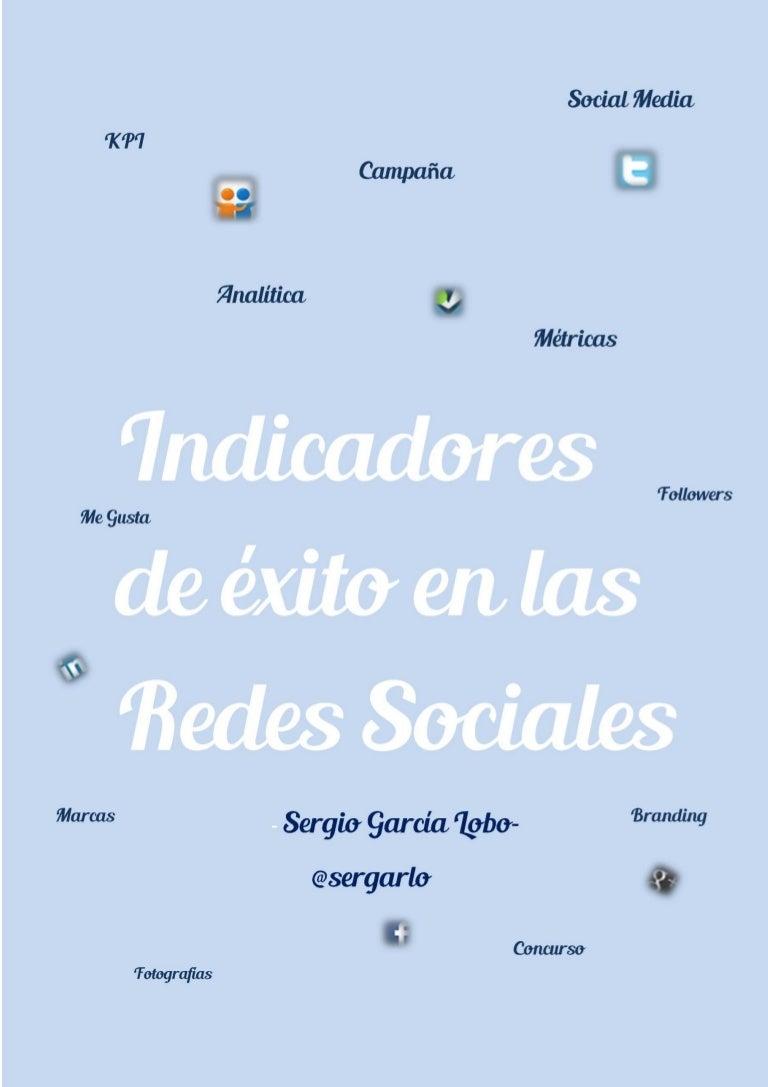 Guía: Indicadores de éxito en las Redes Sociales