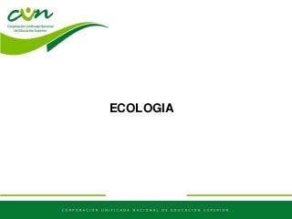 Plantilla presentaciones power_poin_t ecologia