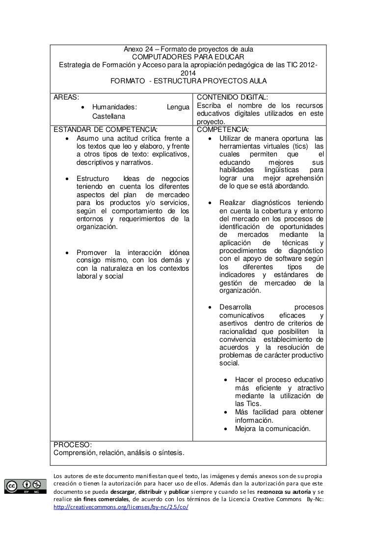 Plantilla proyecto formulacion (2)