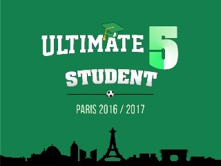 Ultimate 5 Student - 2016-2017