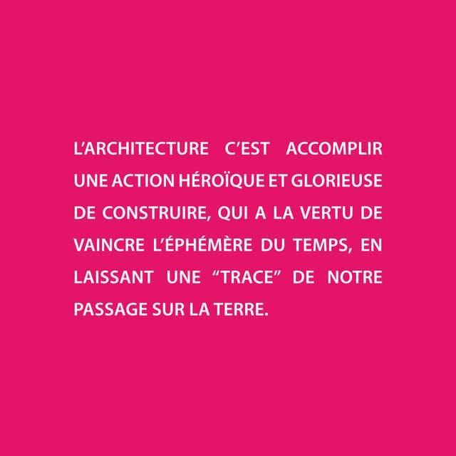 Atelier LOYER - Plaquette Rose