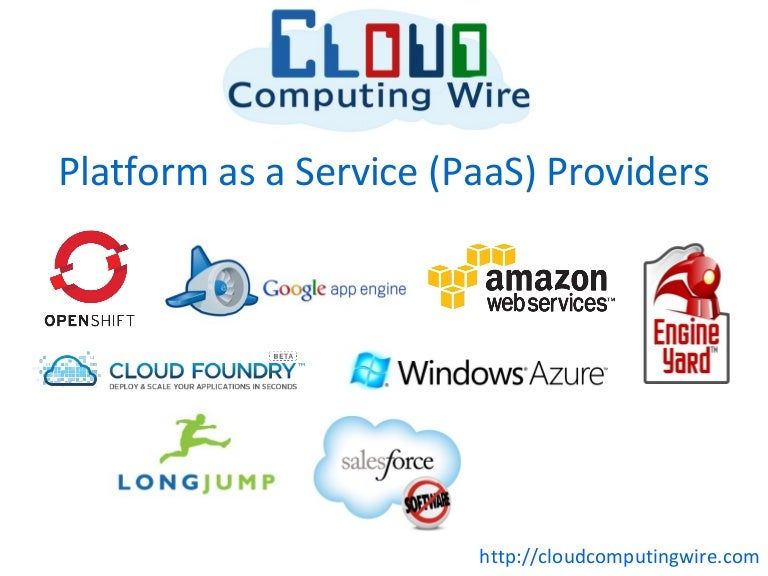 Paas platform as a service | microsoft azure | cased dimensions.