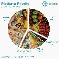 Mobile App Development Platform priority infographic