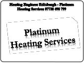 Edinburgh Central Heating Installation - Platinum Heating Services 07738 498 799