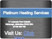 Central Heating Installation Edinburgh
