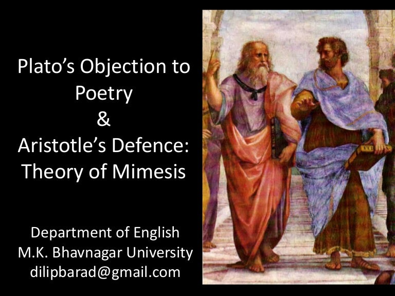 plato vs aristotle on art essay Aristotle famously contends that every physical object is a compound of matter and form this doctrine has been dubbed hylomorphism, a portmanteau of the greek words for matter (hulê) and form (eidos or morphê.
