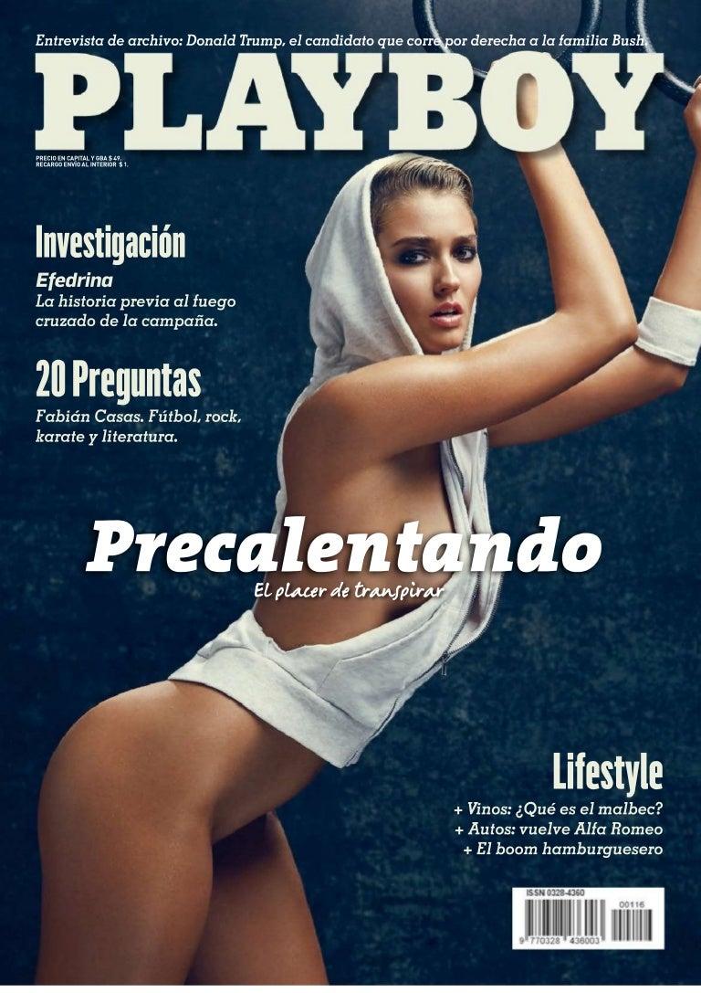 Mejor Playmate Del Mundo Porno playboy argentina - septiembre 2015