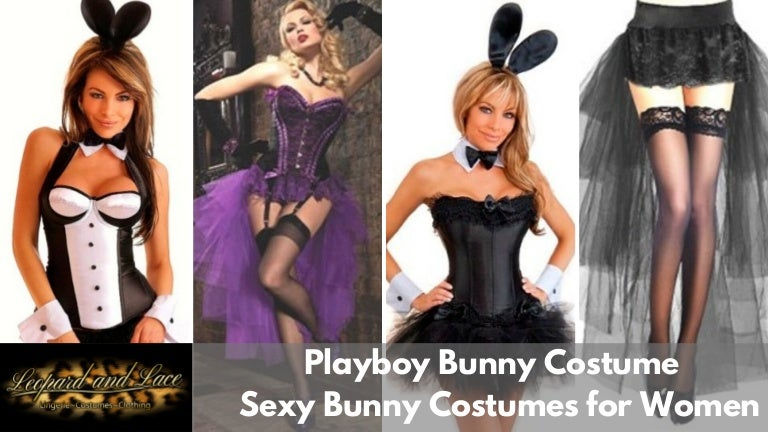 Outfit sexy playboy bunny Playboy Costumes,