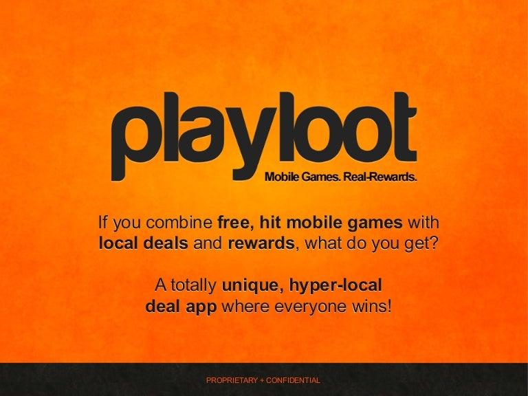 Real Reward Games