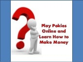 how to play different poker games