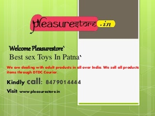 Top Quality Sex Toys in patna