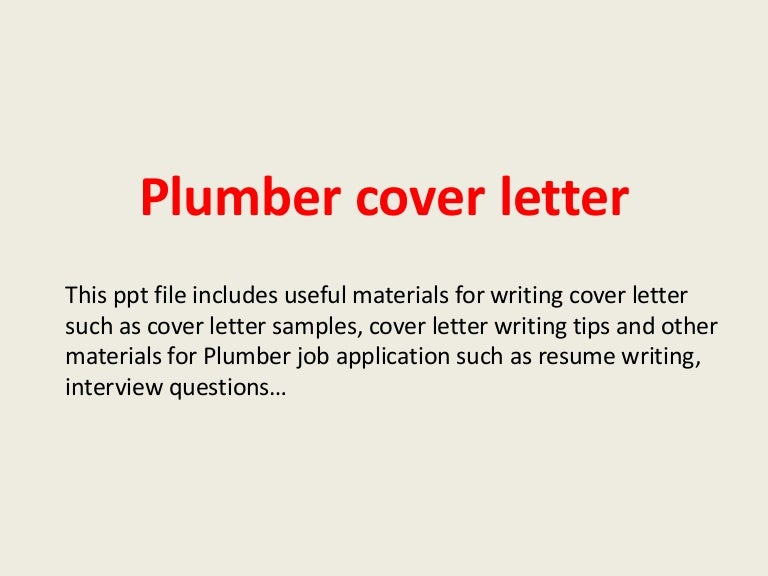 Cover Letter For Machinist Position