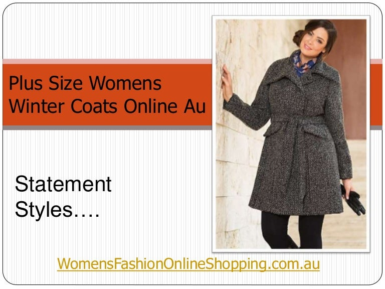 Plus Size Womens Winter Coats Online Shopping Aust