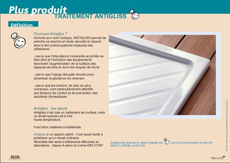 traitement antigliss par allia salle de bains. Black Bedroom Furniture Sets. Home Design Ideas